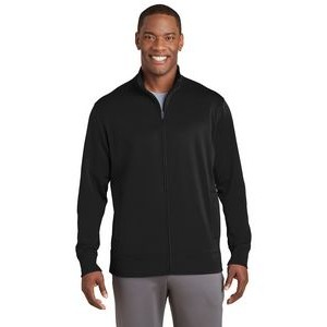 Adult Sport-Tek® Sport-Wick® Fleece Full-Zip Jacket