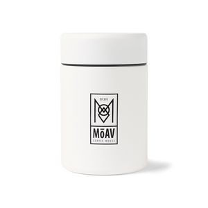 MiiR® Coffee Canister - 12 Oz. White