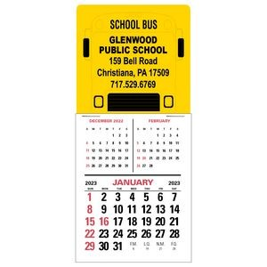 3-Month Vertical Super Size Press-N-Stick™ Calendar